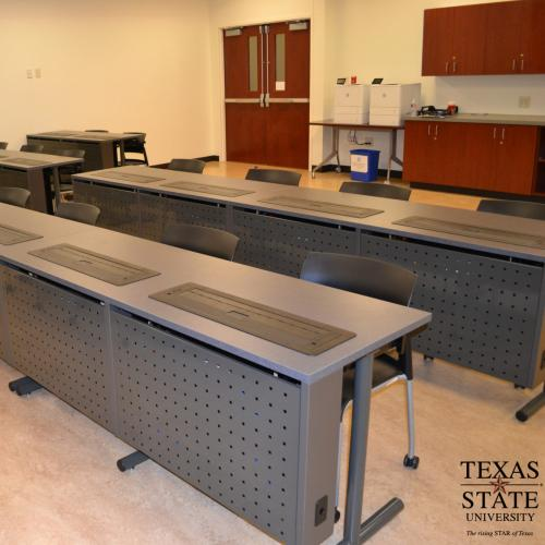 Texas State University Computer Desks