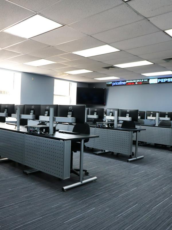 College of Staten Island Computer Desks