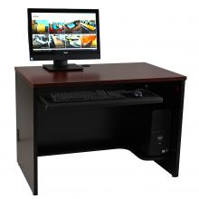 Single Computer Training Desk
