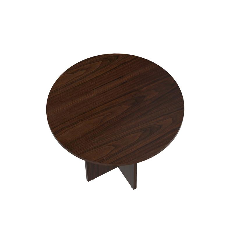 "36"" D x 36"" W x 1"" H Circular Conference Table Top"
