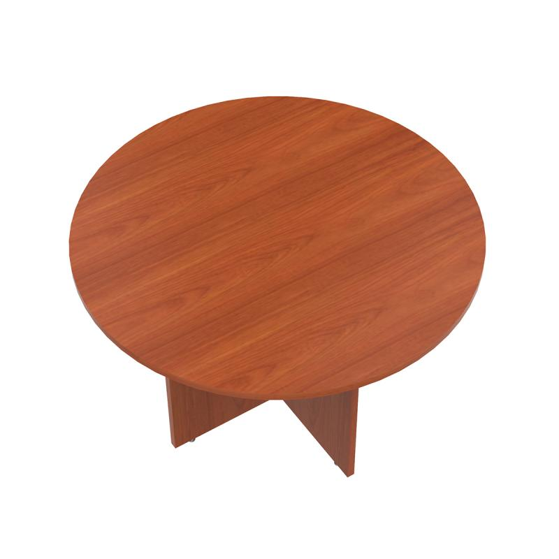 "48"" D x 48"" W x 1"" H Circular Conference Table Top"