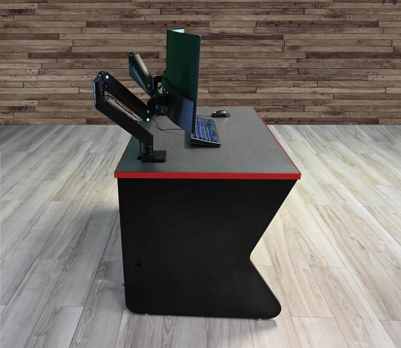 Educational Gaming Desk Red