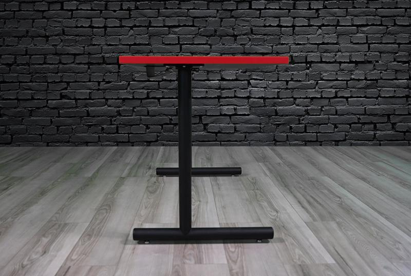 Nova Edge Gaming Desk 24x48 Red
