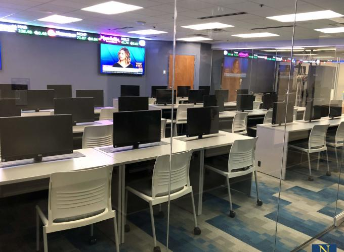 Neumann University Computer Desks