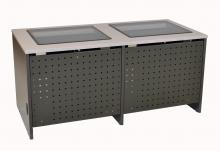 Perforated Metal iMod™ Modesty Panels
