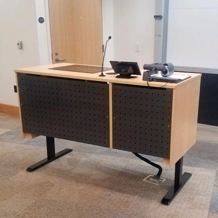 University of Rochester Computer Lectern